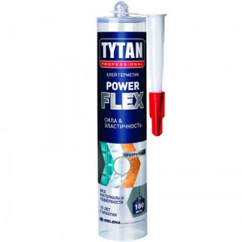 Tytan Professional Power Flex прозрачный